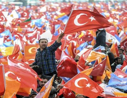 Domingo 30 de Marzo, elecciones en Turquia