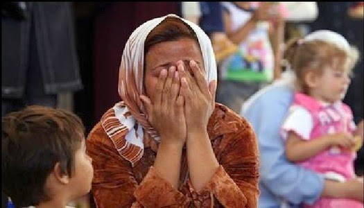 Estado Islámico asesina a 150 mujeres, entre ellas niñas